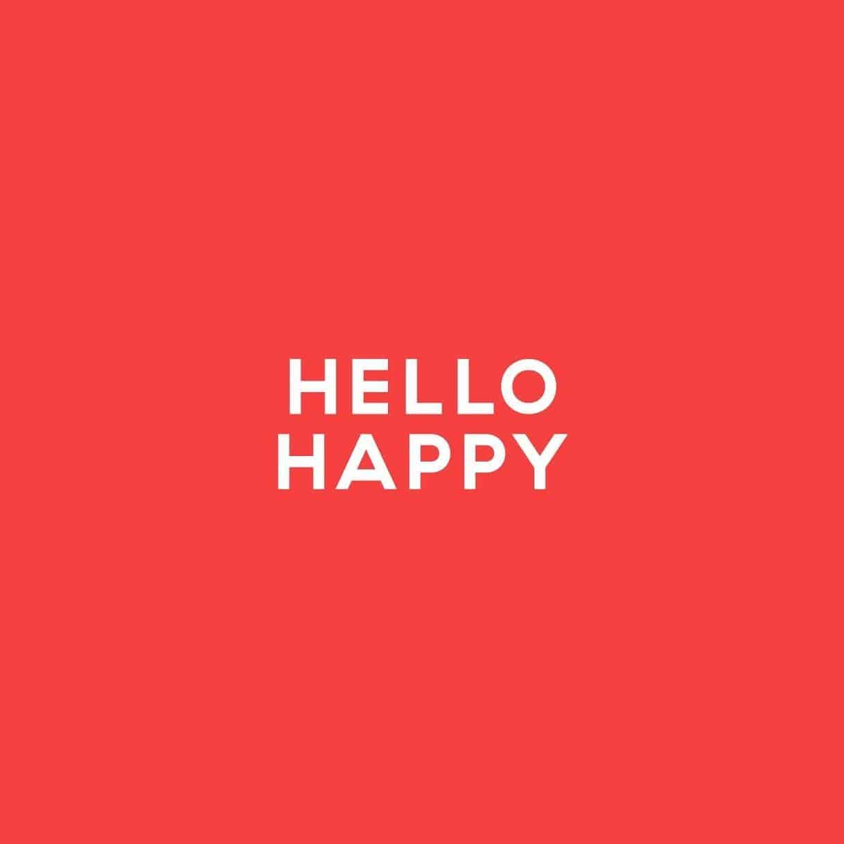 Hello Happy Co logo