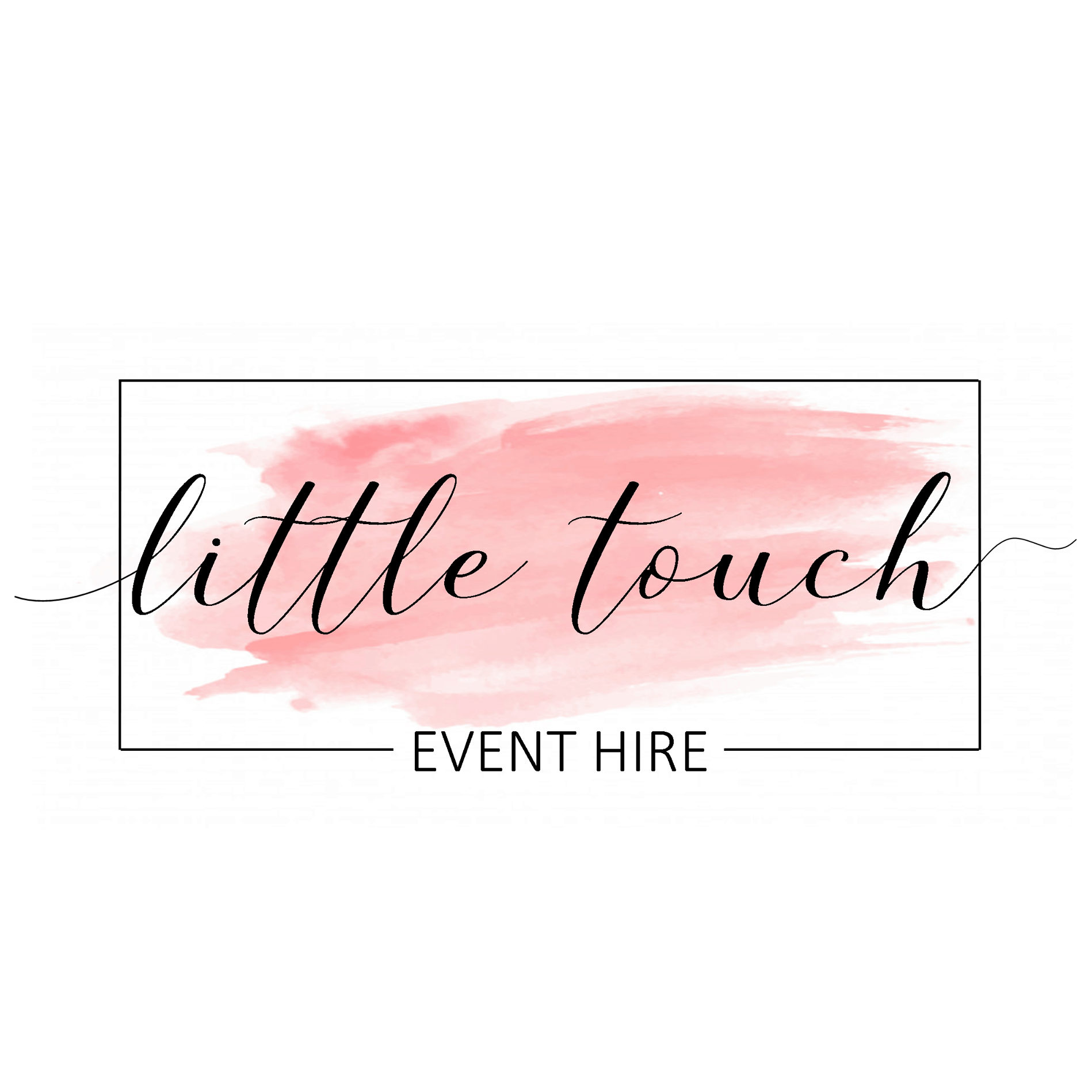 Little Touch Event Hire logo